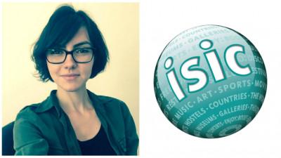Livia Ghita: Din calculele noastre, un tanar poate economisi minim 3.000 de lei pe an daca se foloseste de legitimatia ISIC in mod constant