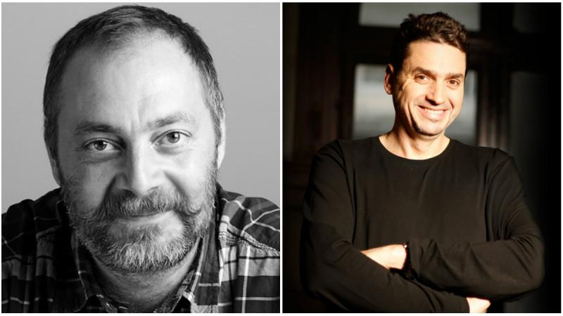 Alexandru Maftei și Lucian Georgescu, din film în publicitate (II)