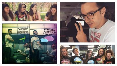 [#GrowUp, versiunea reală] Oamenii de la T-Me Studios vin la noi să se uite în oglindă