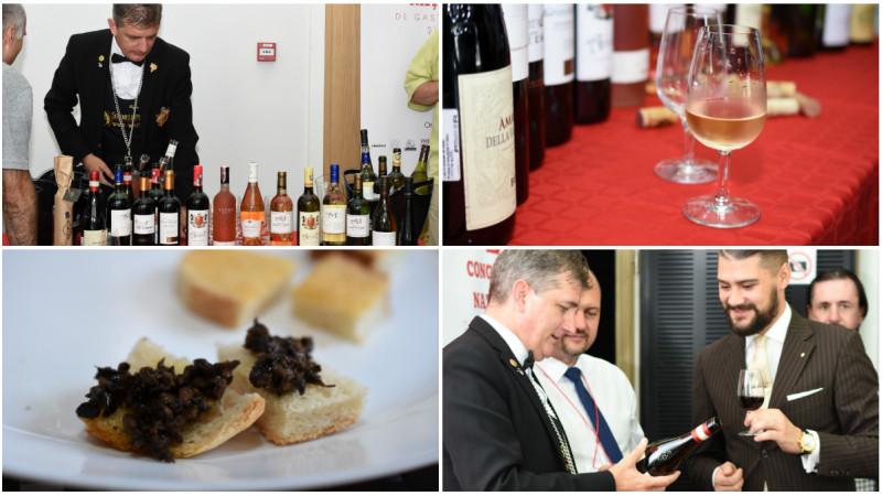 """Petitie pentru """"Ziua nationala a gastronomiei si vinurilor din Romania"""", in urma Congresului National de Gastronomie si Vin"""