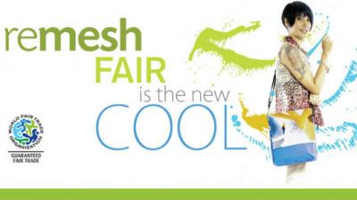"Designul contemporan din noi perspective. ""Socialwear"" și ""Fair trade"" by REMESH"