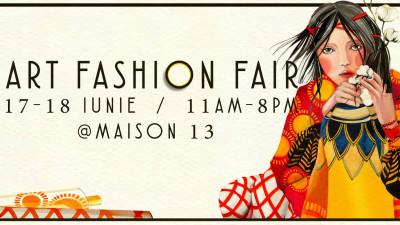 Art Fashion Fair | Material with Meaning, ediția a 9-a