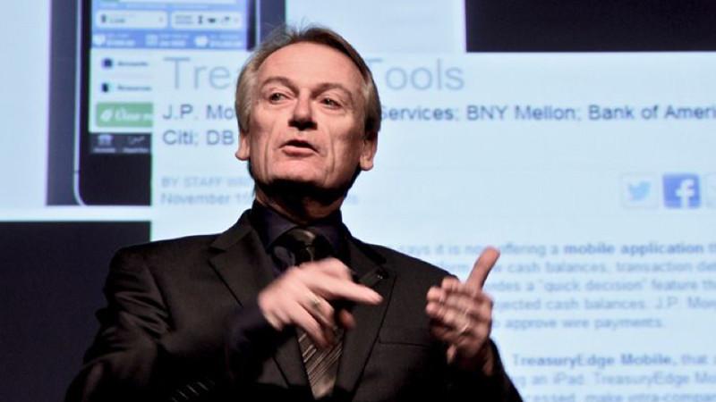 """Tehnologia si Internetul revoluționează sistemul bancar si finanțele personale. Poti afla cum de la Chris """"Mr. Fintech"""" Skinner si alți vorbitori de top, care vin săptămâna viitoare la iCEE.fest 2017"""
