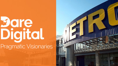 Agenția Dare Digital devine partenerul strategic al METRO România pentru comunicarea în mediul digital