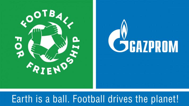 Centrul internațional de presă pentru copii Fotbal pentru Prietenie funcționează în 64 de țări