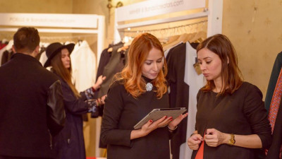 [Designer e-Fashion] Andreea Parvan (Framboise): Este o lume complicata acolo in online pentru un brand care comunica foarte mult prin calitatea materialelor