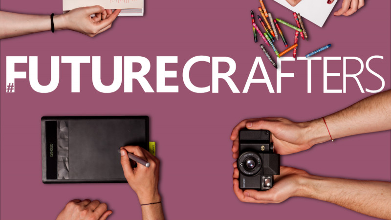 Un Future Crafter se înscrie la Universitatea Alternativă