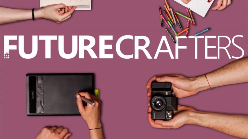 Un Future Crafter se înscrie la Universitatea Alternativă