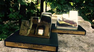 Două Gold EFFIE Awards pentru campania AQUA Scanner semnată de Cohn&Jansen JWT