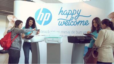 Cum a reuşit o imprimantă HP să le facă românilor întoarcerea acasă mai frumoasă?