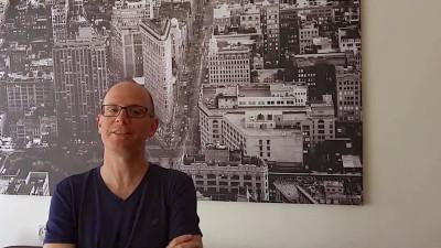 [iCEE.fest Creativity] Despre Storysharing si Storyteching cu Ravid Kuperberg (Mindscapes)