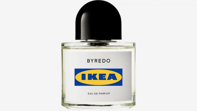Miroși frumos, ți-ai dat cu... stai, nu-mi spune, IKEA!