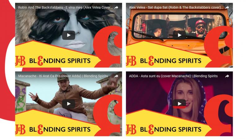 "[Case Study] The HUB Partners - J&B/PP Distributors Romania - ""Blending Spirits"""