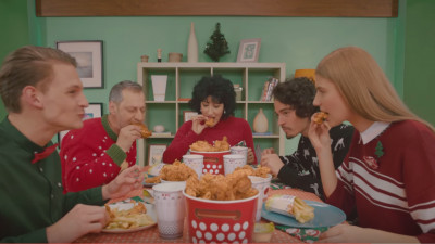 "[Case Study] McCann Worldgroup Romania - KFC - ""Christmas Bucket 2016"""