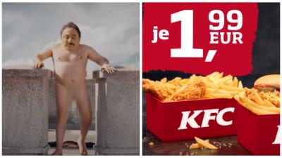 De dragul KFC, piticul dracului a sărit gol-pușcă din turnul Chindiei. Primarul din Târgoviște e siderat