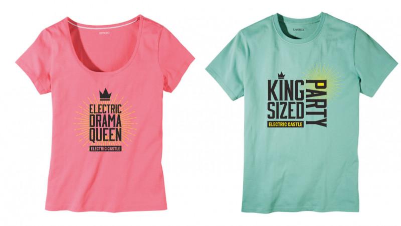 Lidl își pregătește clienții pentru Electric Castle, cu noua colecție de haine, dedicată festivalului