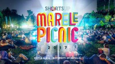 Marele Picnic ShortsUP, ediția 4, revine pe 29 și 30 iulie. Un weekend cu filme scurte sub cer de vară, la Grădina Botanică București