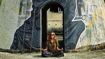 Bloggerul Maria Nicolau a transformat 40.000 mile în experiențe spirituale