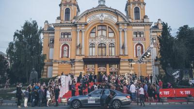 Mercedes-Benz și Golin au reinterpretat pasiunea pentru excelență la TIFF.16
