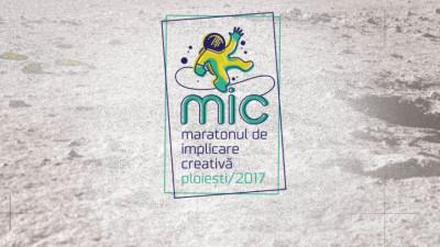 Design thinking la Ploiești / maratonul de implicare creativă (mic) - Ploiești 2017