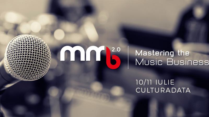 Mastering The Music Business - MMB Live Showcase   Descoperind artiști, susținând talentul