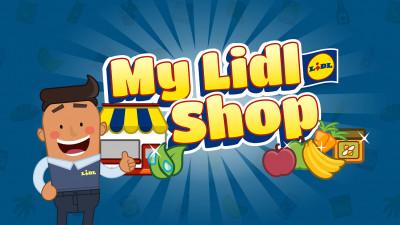 My Lidl Shop, singurul joc pentru dispozitive mobile prin care fiecare utilizator devine managerul propriului magazin Lidl