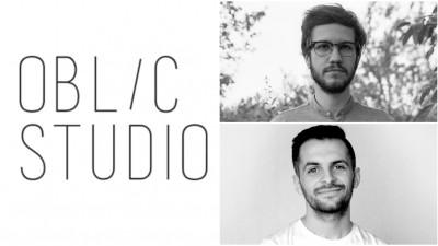 Oblic Studio se inclina ba dupa branding, ba dupa arhitectura