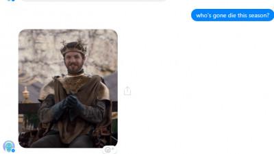 Daca nu mai vrea nimeni sa vorbeasca cu tine despre Game of Thrones