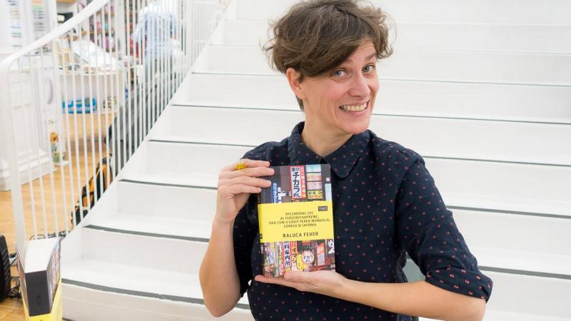 [Complexele publicitarilor] Raluca Feher: Cand m-am angajat in publicitate stiam ca sunt mai buna decat toti, absolut toti colegii mei