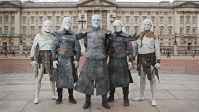Game of Thrones e peste tot