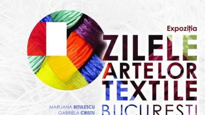 Ateliere de Arte Textile deschise vizitatorilor în weekendul 08-09 iulie 2017. Expoziție dedicată începând cu data de 10 iulie 2017
