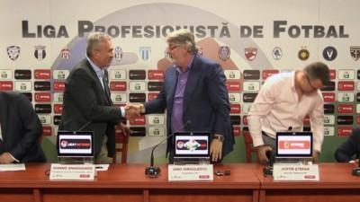 BETANO.com este partenerul principal al Ligii 1 pentru sezonul curent și cel următor. Liga 1 devine Liga 1 Betano