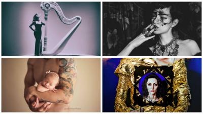 Un altfel de catalog cu fotografii si femei