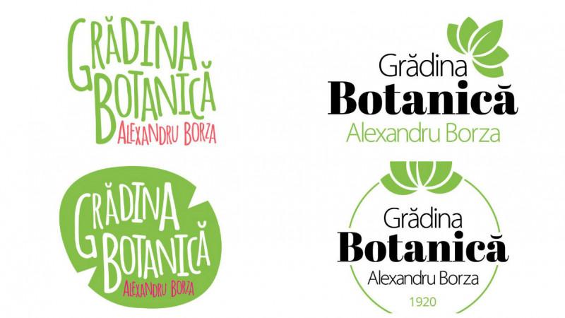 Patru propuneri de logo, același sfat: încetați!