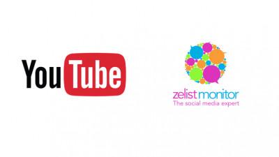 """""""YouTube in Romania"""". Zelist Monitor publica sinteza primului semestru din 2017"""