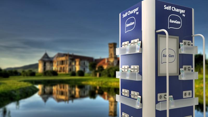 EuroGsm asigură energie pentru device-urile participanților la Electric Castle, pentru al cincilea an consecutiv