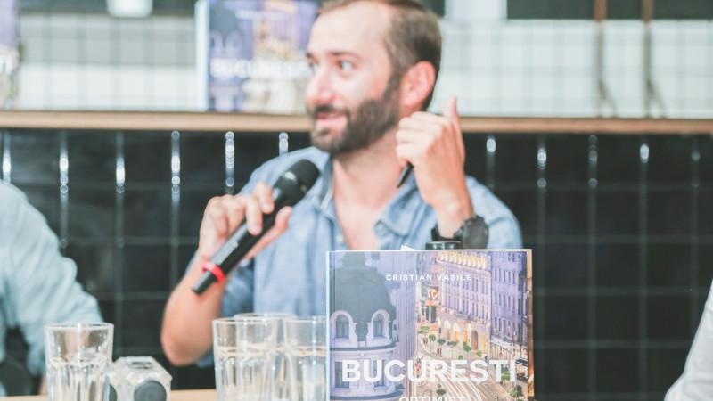 Cum a gasit Igu optimismul in Bucuresti
