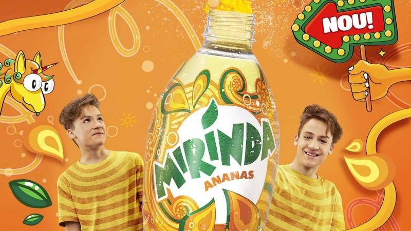 Internetul recomandă Mirinda Ananas
