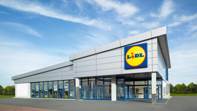 LIDL inaugurează un magazin în București