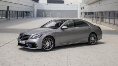 Crește familia de limuzine a Clasei S de la Mercedes-Benz
