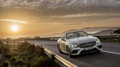 Mercedes-Benz lansează noul E Cabrio