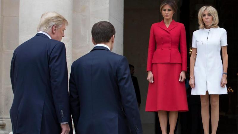 Ce poate spune un președinte unei femei
