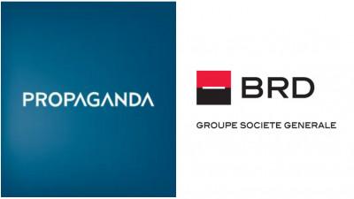 Propaganda este noul strateg al BRD - Groupe Société Générale