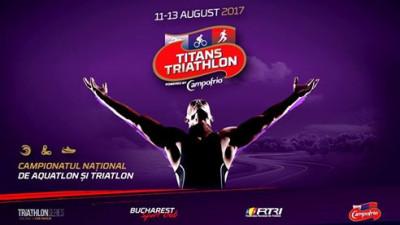 Amatorii de sport, mișcare și provocări mai au 6 zile de înscriere la TITANS TRIATHLON