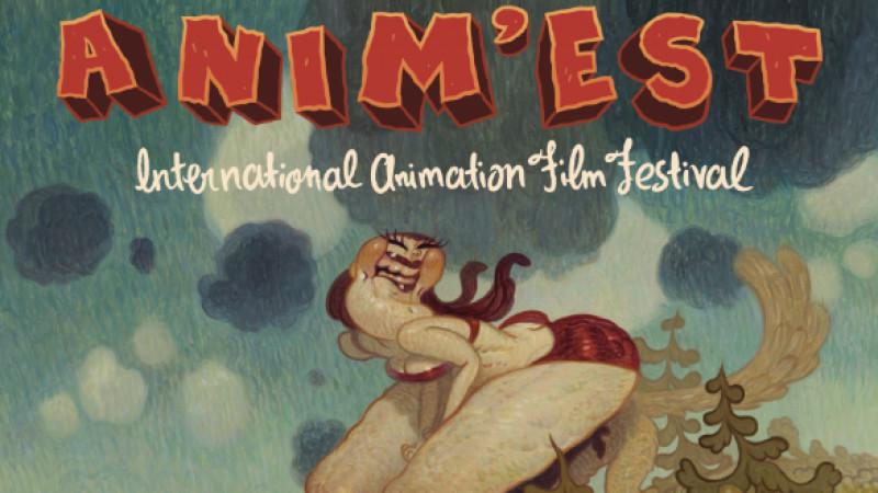 Festivalul Internațional de Film de Animație Anim'est, la a 12-a ediție: The Comics Edition. Dave Cooper, invitat special la Anim'est 2017