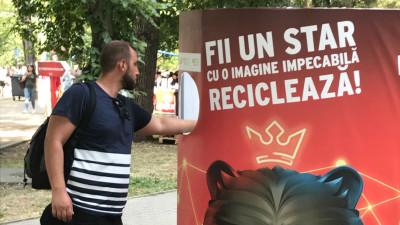 Asociatia Environ si Ursus Breweries recicleaza la UNTOLD