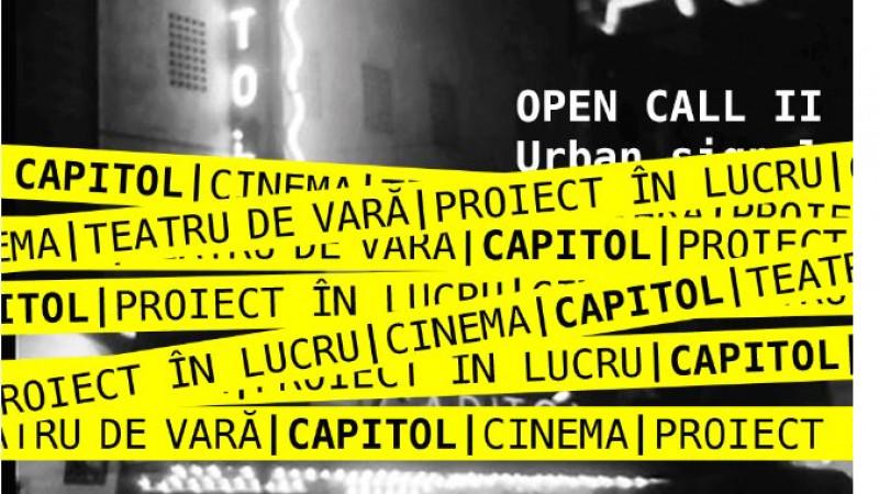 Apeluri deschise pentru CAPITOL