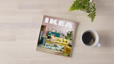 Mai mult timp pentru tine cu noul Catalog IKEA 2018