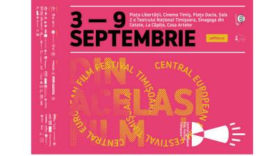 Începe numărătoarea inversă pentru Festivalul de Film Central European Timișoara