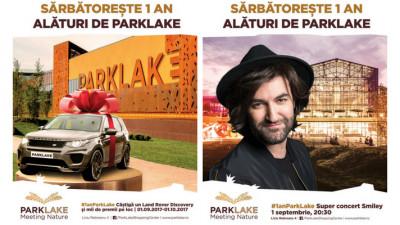 ParkLake sărbătorește un an în mijlocul naturii